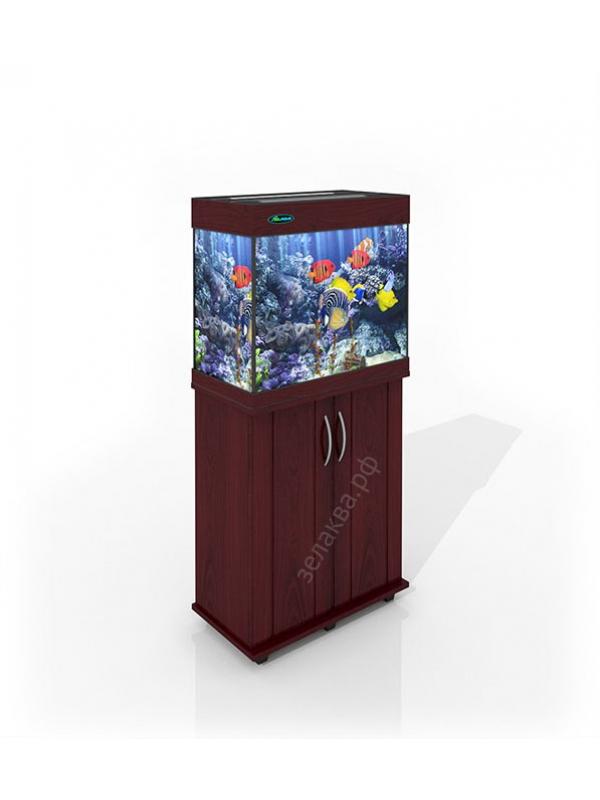 ZelAqua shop aquariums and terrariums in Moscow